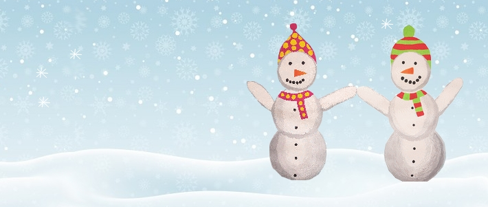 Mi delamo snežaka